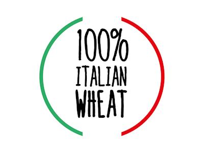 100% Italian Wheat